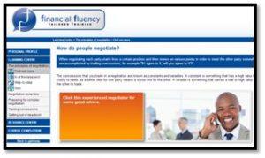 Avanced negotiation - principles
