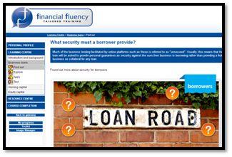 Alternative finance business loans