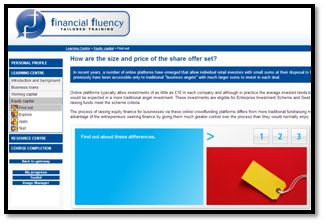 Alternative finance equity c