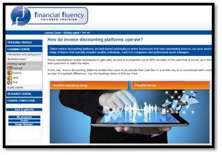 Alternative finance working capital