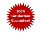 Satisfaction Guarantee on our online courses