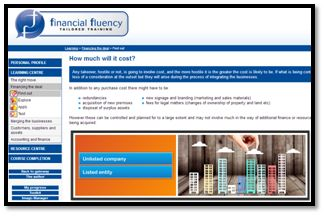 Business growth financing