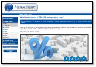 FRS 102 impact on borrowing costs