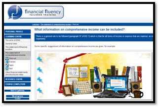IFRS - comprehensive income