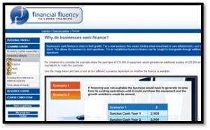 Modelling finacial options - financing options