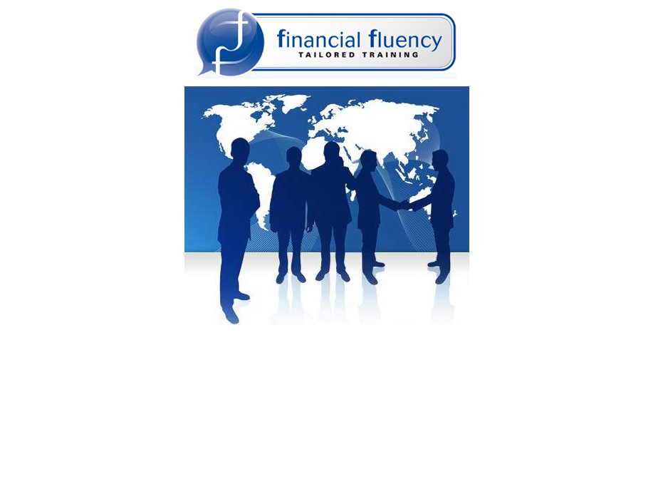 Financial Fluency offers tailored training courses