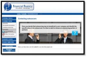 Outsourcing practicalities