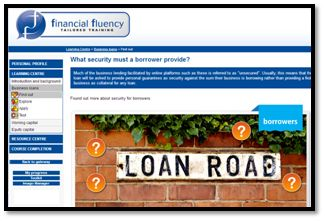 Alternative finance business loans