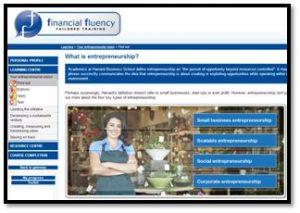 Entreprise and entreppreneurship - vision