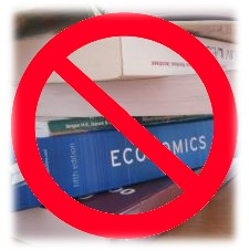 economic text books and theory explained
