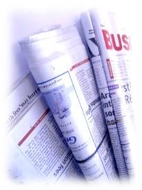 macro economic newspaper headlines