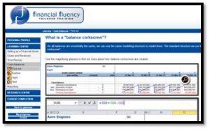 Building a FM cash balances