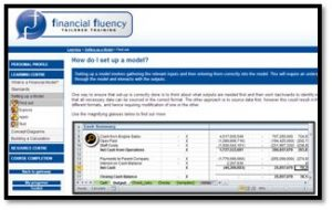 Intro financial modelling setting up