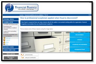 Financial Irregularities