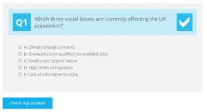 global trends update online training  course screenshot 4